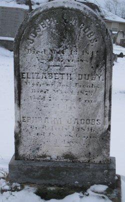Elizabeth <I>Duey</I> Jacobs