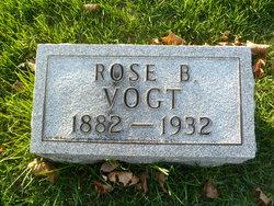Rose B. Vogt