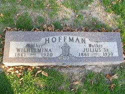 Julius Hoffman, Sr