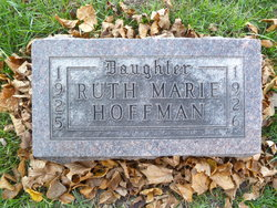 Ruth M. Hoffman