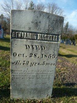 Benjamin Haskell, Jr