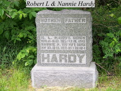 "Nancy Red ""Nannie"" <I>Ancell</I> Hardy"