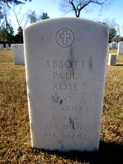 Paul Rose Abbott