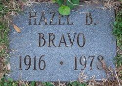 Aileene Hazel <I>Benfield</I> Bravo