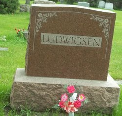 """Hansine E """"Sina"""" <I>Sem</I> Ludwigsen"""