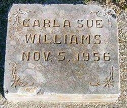 Carla Sue Williams