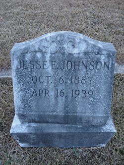 Jessie E Johnson