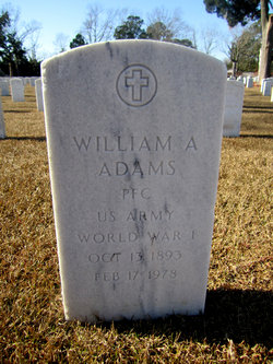 William Aaron Adams