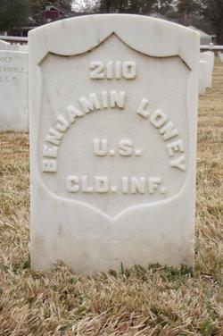 Benjamin Loney