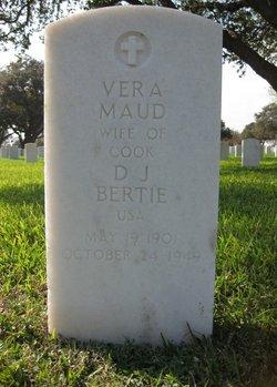 Vera Maud <I>Cooper</I> Bertie