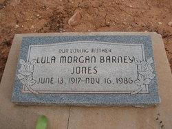 Lula Morgan Barney