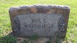 Paul Eugene Wolfenbarger
