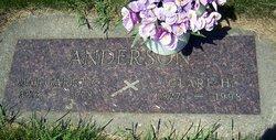 Margaret Cecelia <I>Doyle</I> Anderson