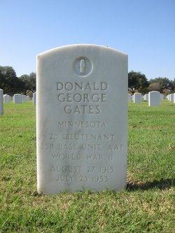 Donald George Gates