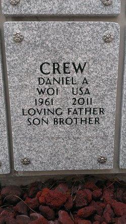 Daniel A Crew