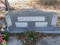 Annie <I>Foskey</I> Brantley