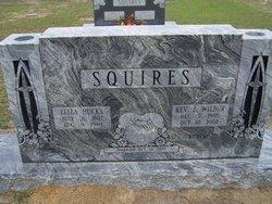 Rev J. Wilbur Squires