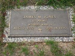 James M Jones