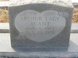Arthur Lacy Avant