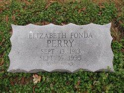 Elizabeth <I>Fonda</I> Perry