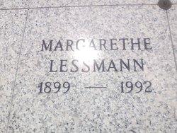 Margarethe Lessman