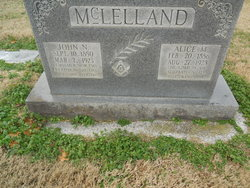 Alice S. <I>Mason</I> McLelland