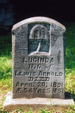 Lucinda <I>West</I> Arnold