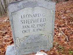 Leonard C Shepherd