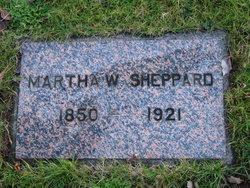Martha W. <I>Allen</I> Sheppard