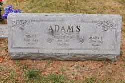John Fairplay Adams