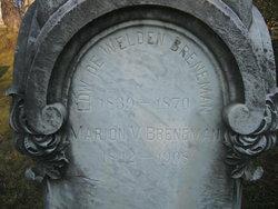 Marion V. <I>Wilson</I> Breneman