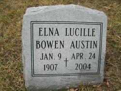 Elna Lucille <I>Bowen</I> Austin
