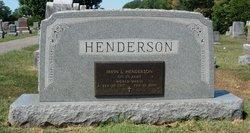 Irvin L. Henderson Jr.