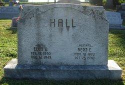 Elva Orlea <I>Smith</I> Hall