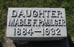 Mabel F. Paulger