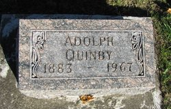 "Adolphus ""Adolph"" Quinby"