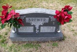 Mildred B <I>Wingler</I> Brewer