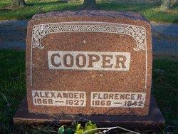 Florence Rebecca <I>Leaverton</I> Cooper