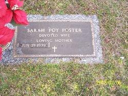 Sarah Foy Foster