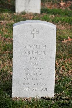 Adolph Arthur Lewis