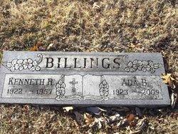 Ada B Billings