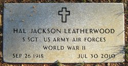 Hal Jackson Leatherwood