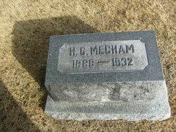 Harrison C Mecham