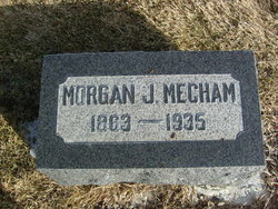 Morgan J Mecham