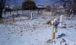 Cemeterio del Pueblo de Truchas