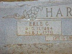 Erle G. Hargrave