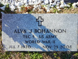 Alva James Bohannon