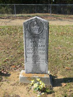 Mary Ada Allen