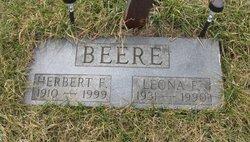 Herbert F Beere