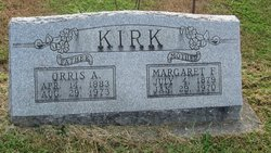 Margaret Florence <I>Wilson</I> Kirk